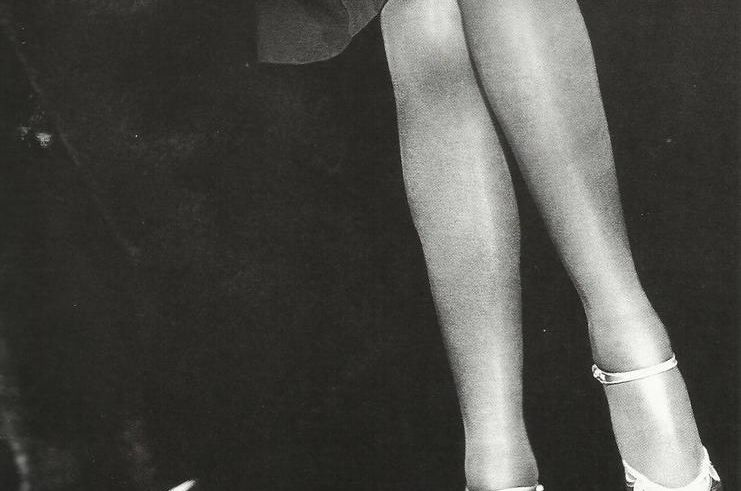 années 20 pub chaussure